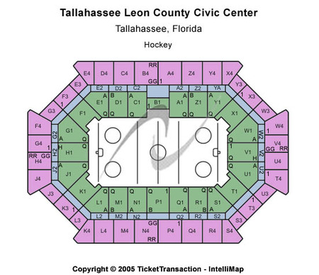 Donald L. Tucker Center At Tallahassee Leon County Civic Center