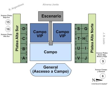 Estadio De Velez Sarsfield