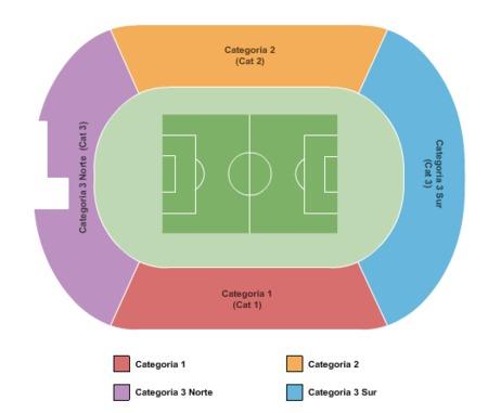 Estadio Regional Calvo y Bascunan
