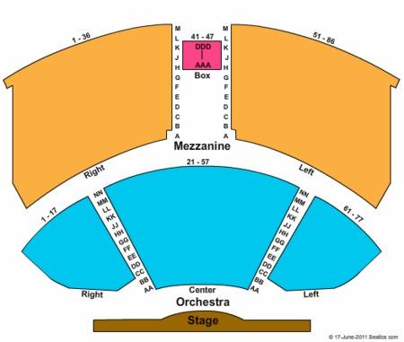 Event Center - Paris Las Vegas Hotel & Casino