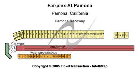 Fairplex At Pomona