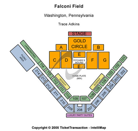 Falconi Field