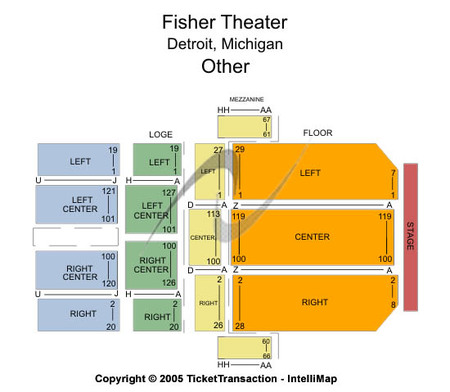 Fisher Theatre