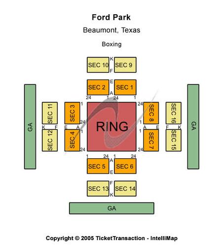 Ford Park Pavilion
