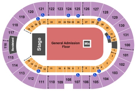Freeman Coliseum Tickets Freeman Coliseum In San Antonio