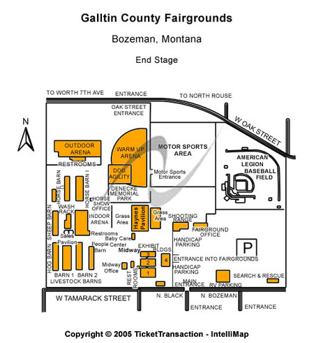 Gallatin County Fairgrounds