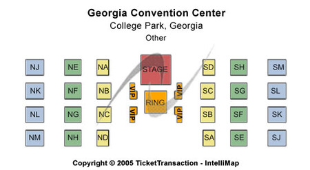 Georgia International Convention Center