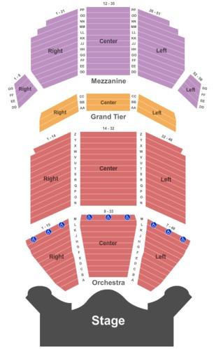 Georgia World Congress Center - Sidney Marcus Auditorium