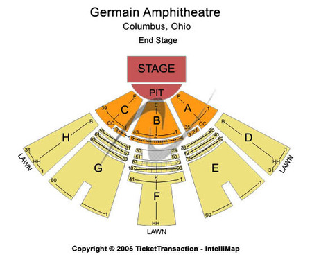 Germain Amphitheater