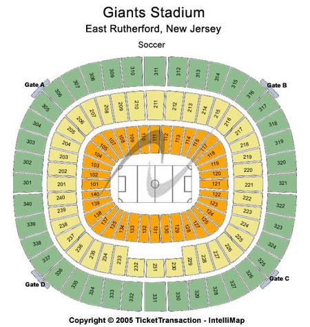 Giants Stadium