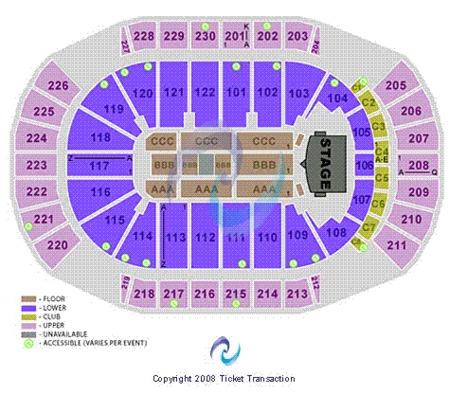 Gila River Arena Tickets Gila River Arena In Glendale