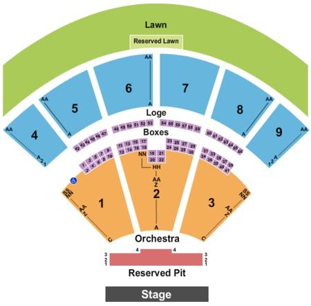 San manuel amphitheater tickets san manuel amphitheater in san