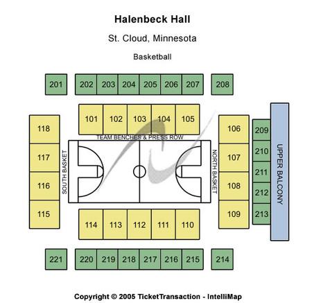 Halenbeck Hall