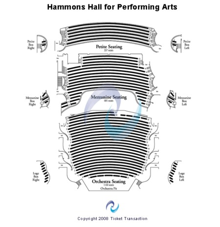 Hammons Hall For The Performing Arts