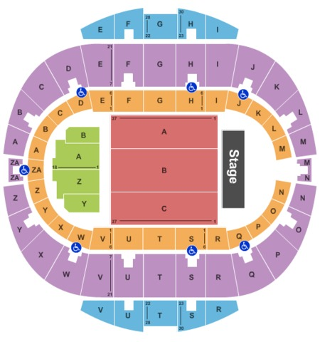 Hampton coliseum tickets hampton coliseum in hampton va at