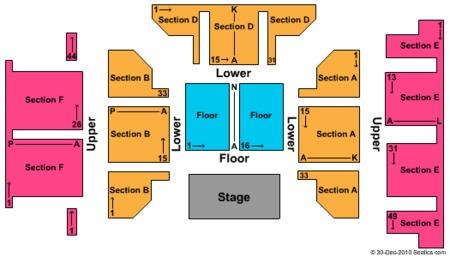 Harrah's Casino Tunica - Events Center