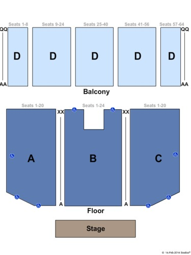 Harrah's Southern California Casino & Resort - Open Sky Theater