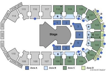Heb Center At Cedar Park Tickets Heb Center At Cedar Park