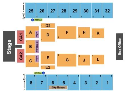 Hersheypark Stadium Tickets Hersheypark Stadium In Hershey Pa At