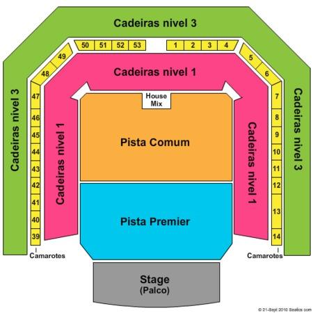 HSBC Arena - Rio