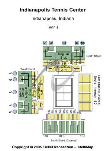 Indianapolis Tennis Center