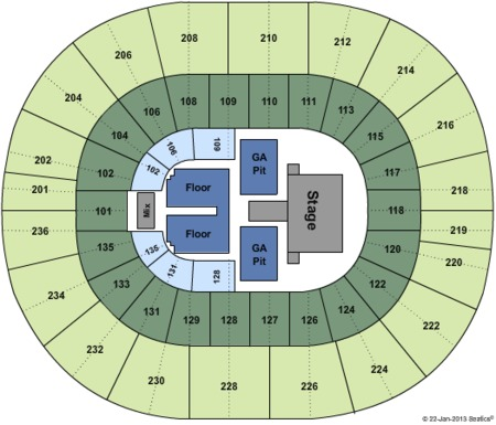 Jack Breslin Arena