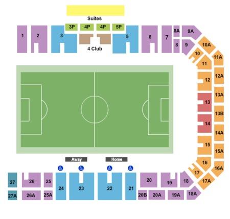 James Shuart Stadium
