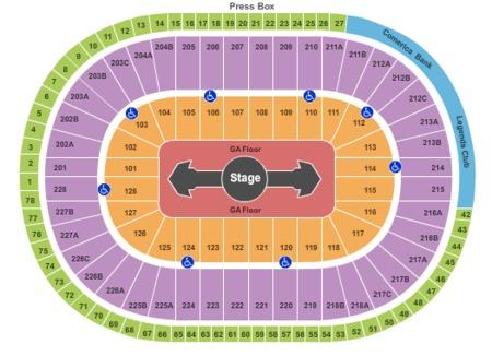 Joe Louis Arena Tickets - Joe Louis Arena in Detroit, MI at GameStub!