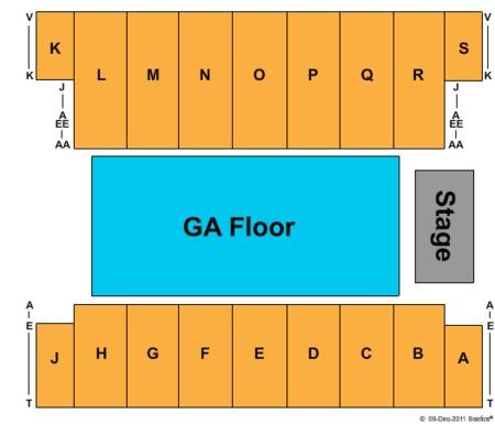 Kellogg Arena