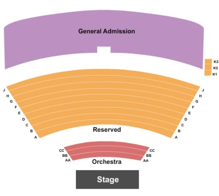 Kenley Amphitheater