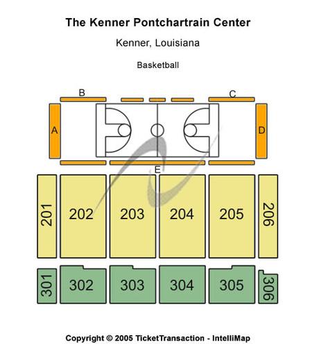 Kenner Pontchartrain Center