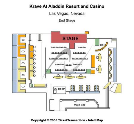 Krave - Planet Hollywood Resort & Casino