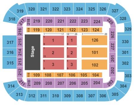 Lake Charles Civic Center Arena