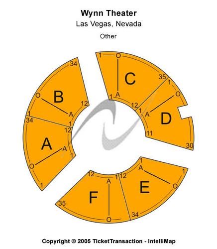Le Reve Theater at Wynn Las Vegas