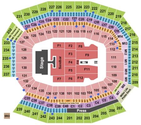 Lincoln Financial Field Tickets Lincoln Financial Field