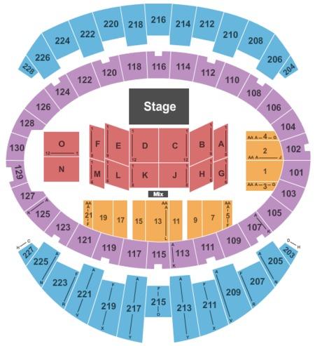 Long Beach Arena Convention Center