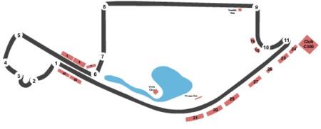 Long Beach Road Course