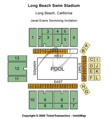 Long Beach Swim Stadium