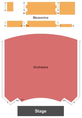 Loreto Theater - Sheen Center