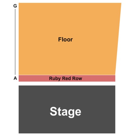 Lower Ossington Theatre - Stage 1