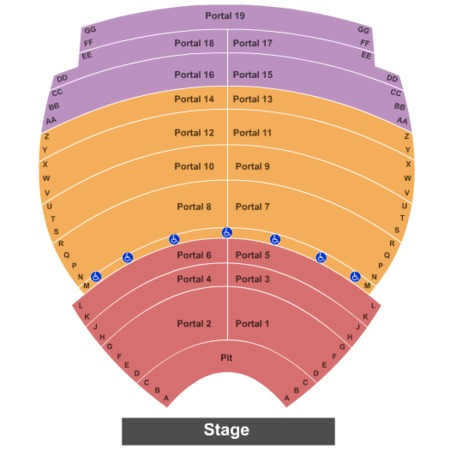 Lyell B Clay Concert TheatreU