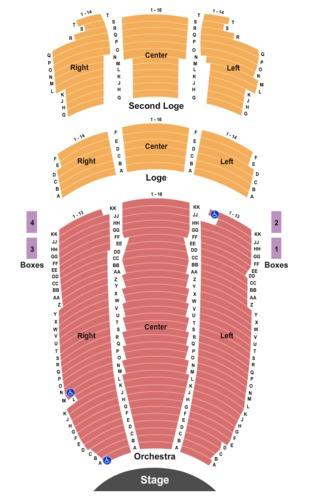 Macky Auditorium Concert Hall