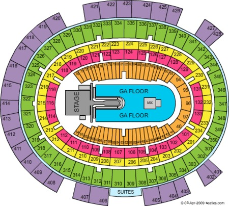Madison square garden tickets madison square garden in - Paul mccartney madison square garden tickets ...