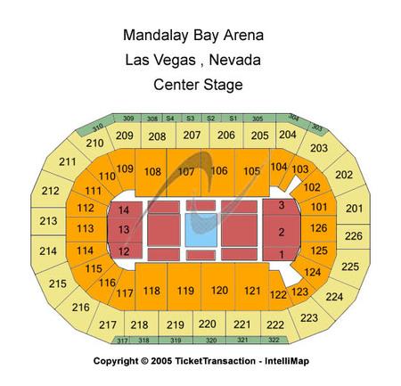 Mandalay Bay - Events Center