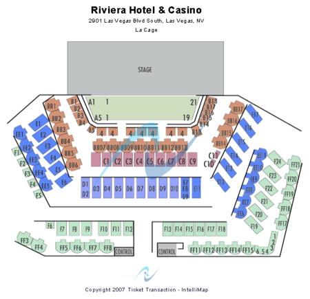 Mardi Gras Theatre - Riviera Hotel