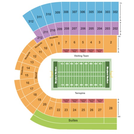 Maryland Stadium