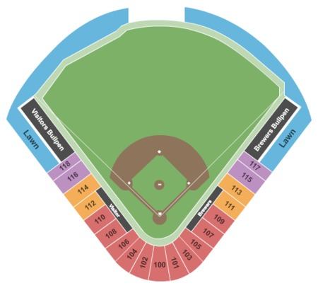 Spring training milwaukee brewers vs los angeles dodgers tickets