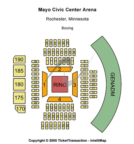 Mayo Civic Center Arena