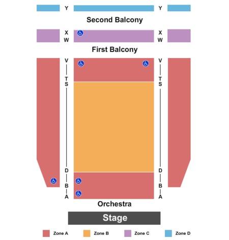 Mcguire Proscenium Stage - Guthrie Theater