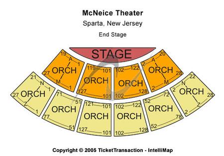 Mcneice Theatre